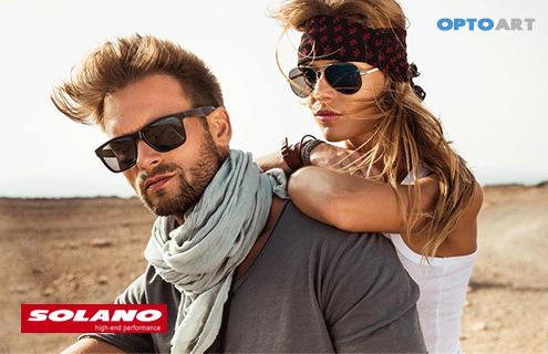 Okulary przeciwsłoneczne Solano 2015